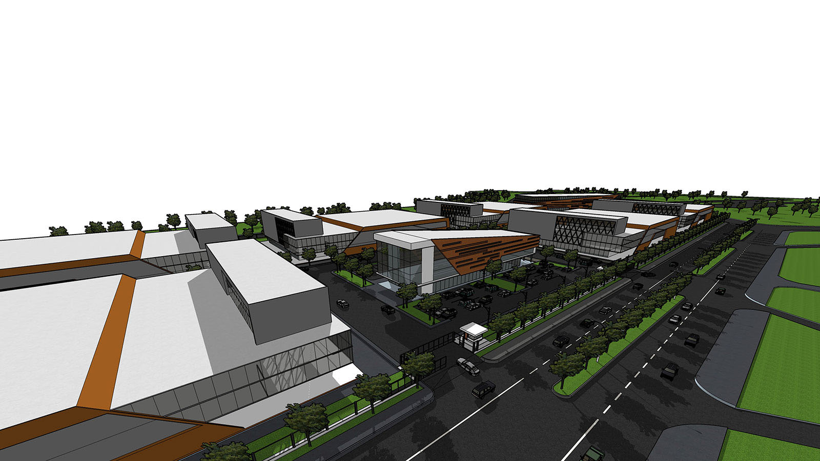 Serpong Data Center